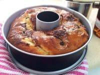 עוגת שמרים טבעונית 2