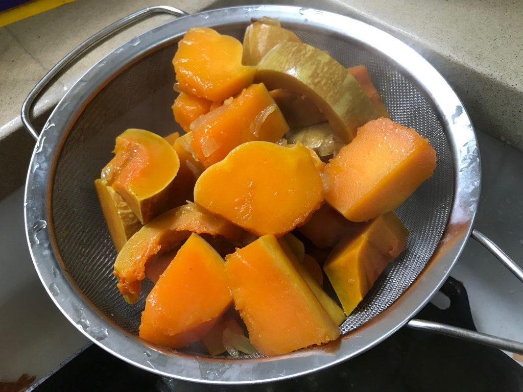 תבשיל דלעת בקינמון 1