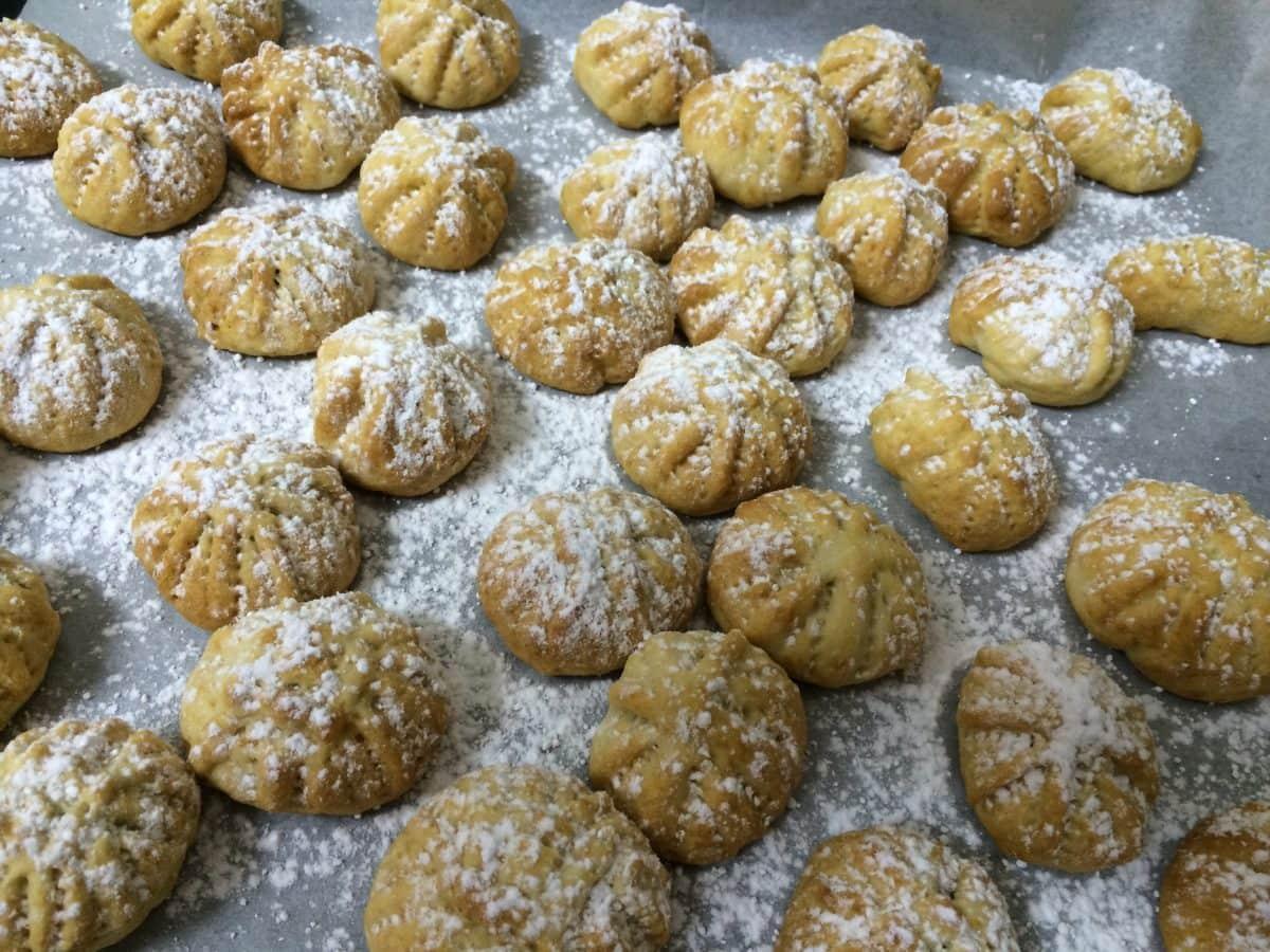 עוגיות מעמול טבעוניות