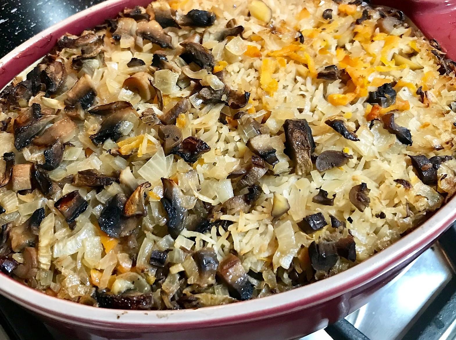 אורז בתנור 2