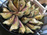 ירקות בתנור אנטיפסטי ארטישוק