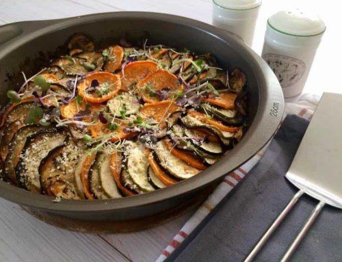 רטטוי – חגיגה של ירקות