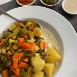 מרק ירקות לקוסקוס 1