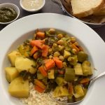 מרק ירקות לקוסקוס 2