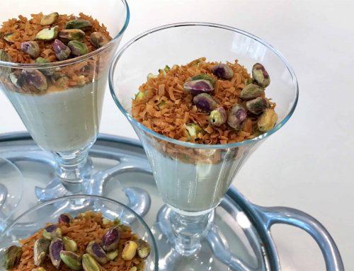 לילות ביירות – קינוח מושלם מהמטבח הלבנוני
